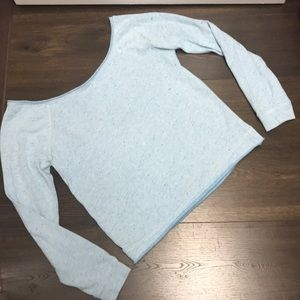Victoria secret off the shoulder sweater